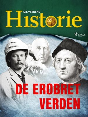 cover image of De erobret verden