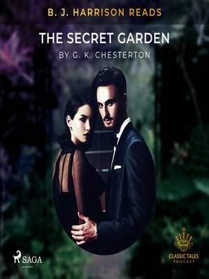 cover image of B. J. Harrison Reads the Secret Garden