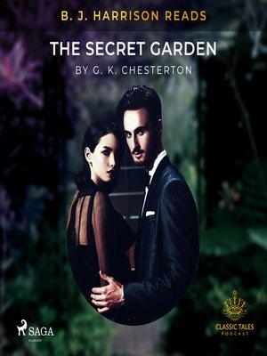 cover image of B. J. Harrison Reads the Secret Garden