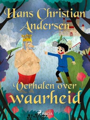 cover image of Verhalen over waarheid