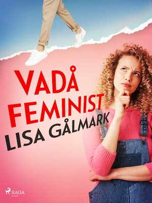 cover image of Vadå feminist