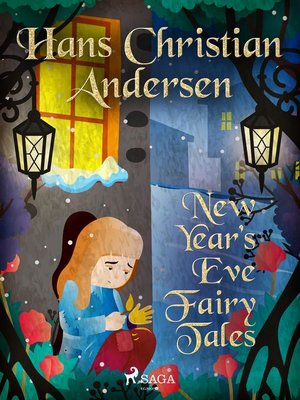 cover image of New Year's Eve Fairy Tales