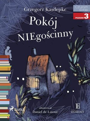 cover image of Pokój NIEgościnny
