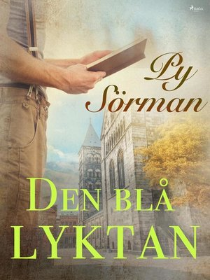 cover image of Den blå lyktan