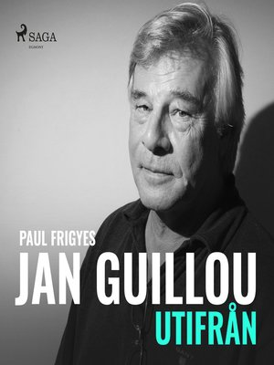cover image of Jan Guillou--utifrån
