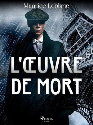 cover image of L'Œuvre de Mort