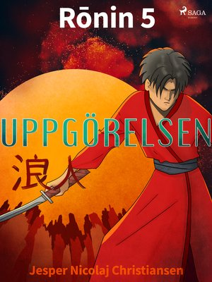cover image of Rōnin 5--Uppgörelsen