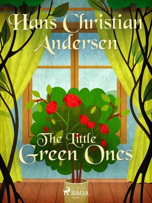 cover image of The Little Green Ones