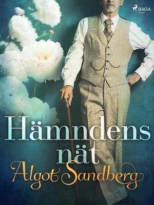 cover image of Hämndens nät