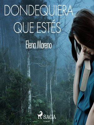 cover image of Dondequira que estés