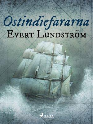 cover image of Ostindiefararna