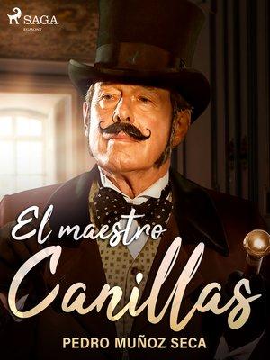 cover image of El maestro Canillas