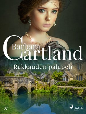 cover image of Rakkauden palapeli
