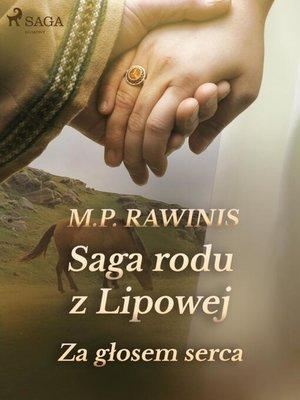 cover image of Saga rodu z Lipowej 7