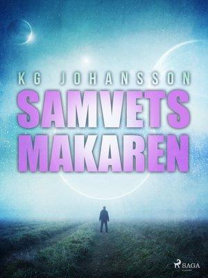cover image of Samvetsmakaren