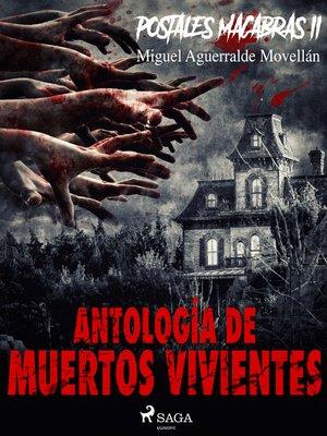 cover image of Postales macabras II