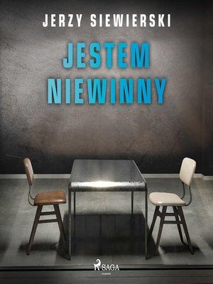 cover image of Jestem niewinny