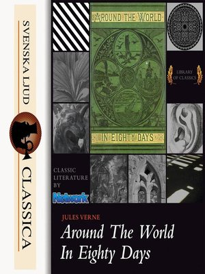 cover image of Around the World in 80 Days