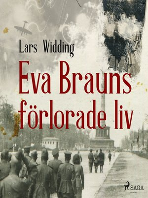 cover image of Eva Brauns förlorade liv