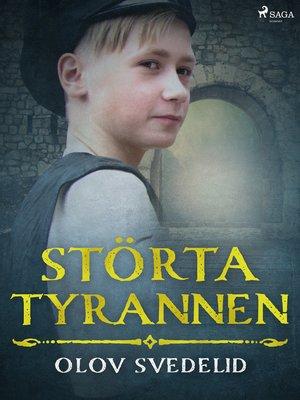 cover image of Störta tyrannen