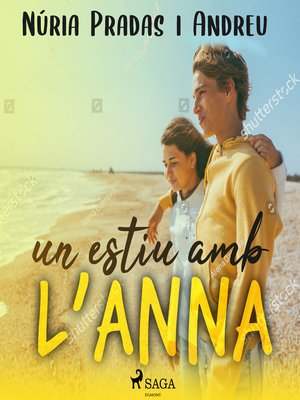 cover image of Un estiu amb l´Anna