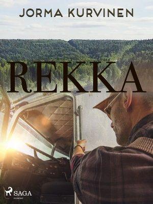 cover image of Rekka