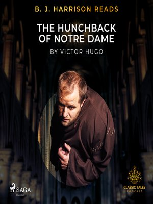 cover image of B. J. Harrison Reads the Hunchback of Notre Dame
