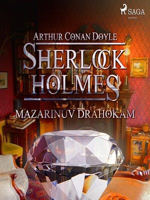 cover image of Mazarinův drahokam