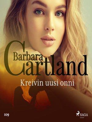 cover image of Kreivin uusi onni