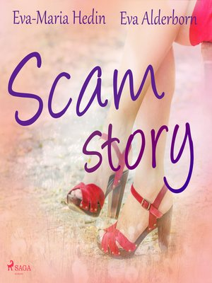 cover image of Scam story