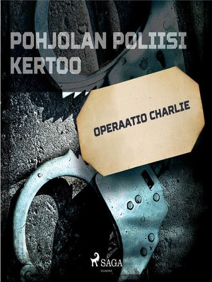 cover image of Operaatio Charlie