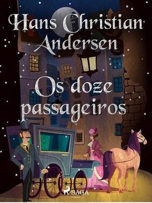 cover image of Os doze passageiros