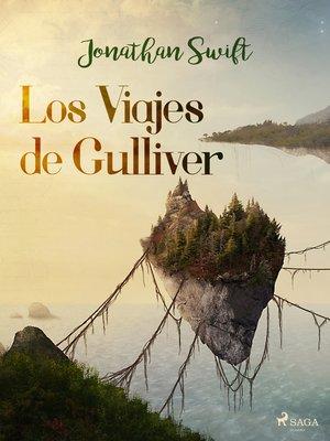 cover image of Los Viajes de Gulliver