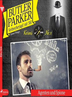 cover image of Butler Parker, 1