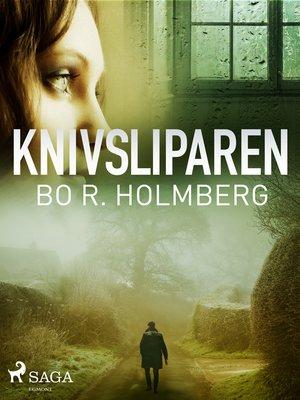 cover image of Knivsliparen