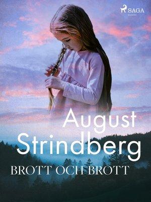 cover image of Brott och Brott