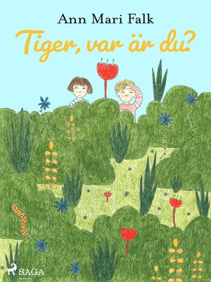 cover image of Tiger, var är du?