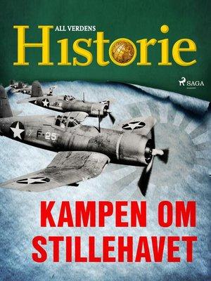 cover image of Kampen om Stillehavet