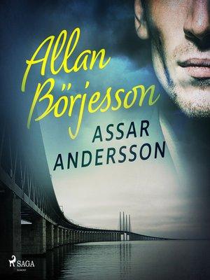 cover image of Allan Börjesson
