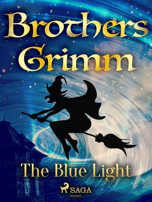 cover image of The Blue Light