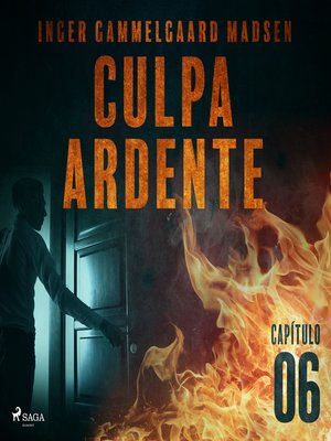 cover image of Culpa ardente--Capítulo 6