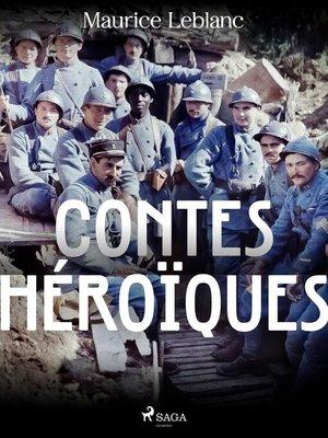 cover image of Contes Héroïques