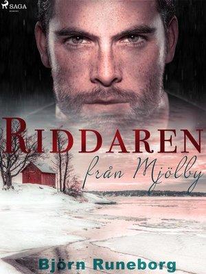 cover image of Riddaren från Mjölby