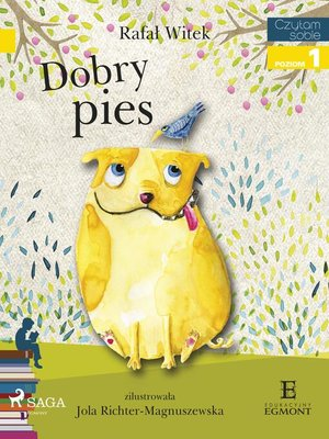 cover image of Dobry pies