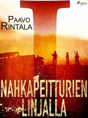 cover image of Nahkapeitturien linjalla I