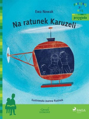 cover image of Na ratunek Karuzeli