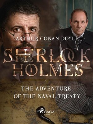 cover image of The Adventure of the Naval Treaty