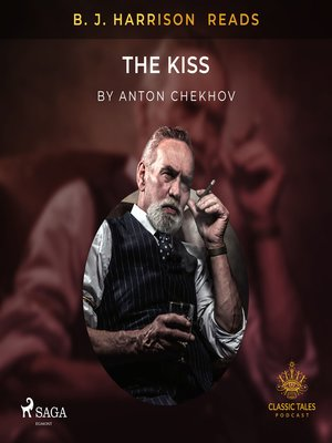 cover image of B. J. Harrison Reads the Kiss