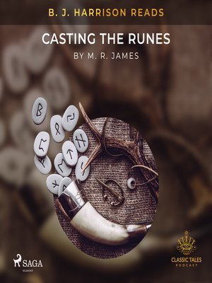 cover image of B. J. Harrison Reads Casting the Runes