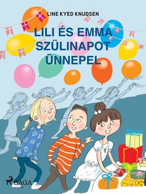 cover image of Lili és Emma szülinapot ünnepel